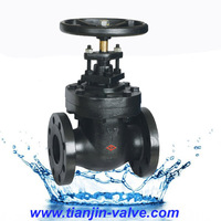 carbon steel flanged gate valve dimensions