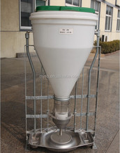 poultry equipment adjustable dry wet feeder for pigs
