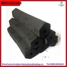 Hexagonal charcoal firebrand bbq charcoal price