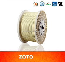 fiber glass coated wire