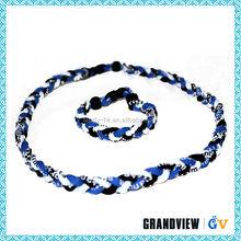 Титана ожерелье шнура оптовая продажа, нейлона ожерелье шнуры, силиконовый шнур ожерелья