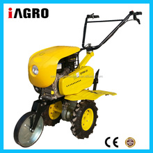 Compact mini motocultor with 170 F gasoline engine