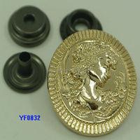 2014 snap button fastening machine,cap prong ring snap button,coat snap button