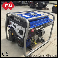 gasoline generator astra korea, 6.5hp gasoline generator set