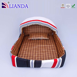 Memory Foam Dog Bed, Lovely Little Pet Bed, Deluxe Comfort Dog Bed