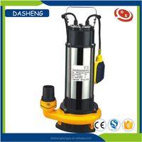 Stainless steel barrel submersible sweage water pump