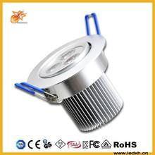 High Power 3x3W LED Ceiling Downlight