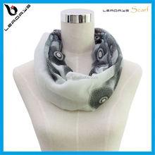 lovely soft women's infinity scarf