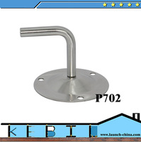 New design stainless steel wall mounted handrail bracket for staircase handrail
