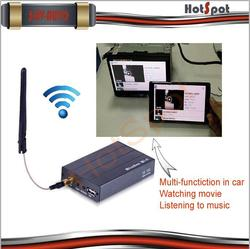 Compatible with IOS9 and android car miracast wireless box Car Gps Navigation
