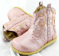 Cast shoe 2015 fashion infant toddler kids /snow boot/ non-slip shoes for baby girl