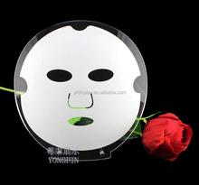 Acrylic Mask Shelf
