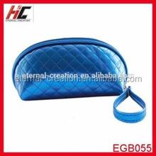 2015 new design beautiful cheap wholesale pu hanging cosmetic bag online shopping hongkong