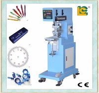 Single Colour Ink Tray Pad Printing Machine LC-PM1-250 Logo Pad Printer for Keyboard Mouse Toies Pens