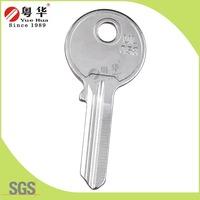 Factory price wholesale brass door key blank by key machine