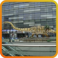 Giant Inflatable Dinosaur Animated Christmas Decorations
