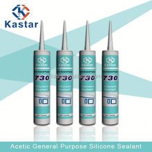 OEM acetic silicone sealant spray
