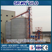 SRON Silo for Paddy Storage, Various Projects Available for Your Visit