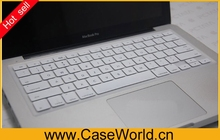 High Quality silicone keyboard protective film for apple laptop