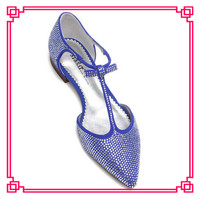 Blue suede blundstone safety shoes brand ladies wholesale china flat shoe
