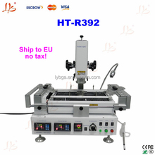 Ship to EU, no tax! HT-R392 bga station with a vacuum pen soldering and desoldering bga machine