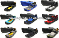 2013 New arrival running barefoot 4 finger shoes hot sale EVA sneakers four finger shoes for woman