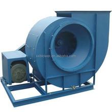 220/380V AC Electric Industrial Boiler Belt Driven Centrifugal Blower