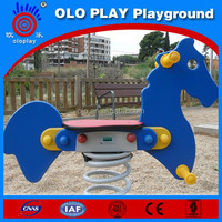 OLO PLAY 16109 The little Handsome pony plastic rocking horse