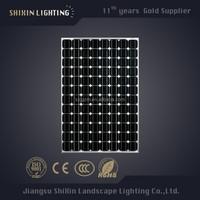 solar cells. monocrystalline solar panel