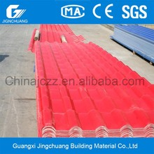Waterproof Plastic Roof Tile Synthetic Resin Roofing tiles/Roman tile roof