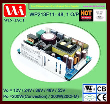 UL CE Approved led driver 48v 300w switch power supply