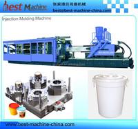 high quality plastic flower pot making machine