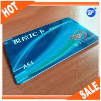 New products high quality printing smart card