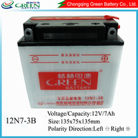 12v 9ah Best Price Battery Operated Motorcycles/ Rechargeable Battery