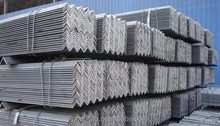 high tensile angle steel/ steel angle iron weights