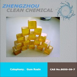 Technical specification of Gum Rosin WW Grade