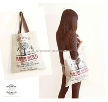 customized cotton canvas tote bag cotton bags promotion recycle organic cotton tote bags wholesale