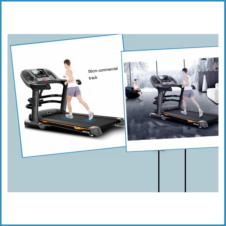 Landice Treadmill Noise: Motorized Treadmill,Fashion Style Semi Commercial
