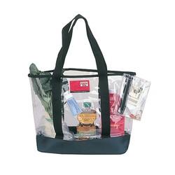 Factory good price reusable vinyl tote shopping bag