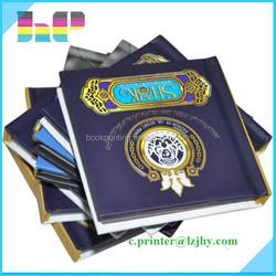 high quality magazine book printing hardcover book printing softcover book printing