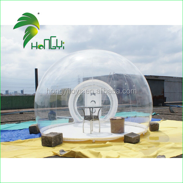 inflatable clear bubble tent (12)