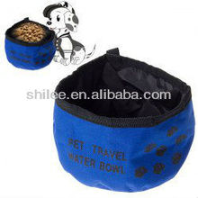 Foldable Pet Bowl for travel