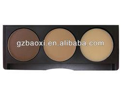 Trio modeling eyebrow powder with eyebrow cream