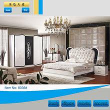 Guangzhou furniture turkish and arabic style bedroom furniture