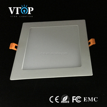 competitive price 12w square flexible led panel for kitchen and bathroom