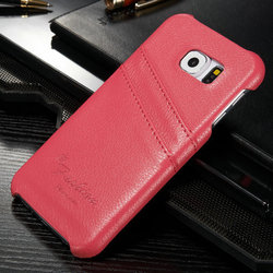 2015 China Best iCase Card slots Style Leather Design For Samsung S6 Case, For Samsung S6 Case, For Samsung Case