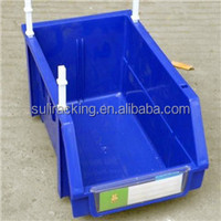 ndustrial Plastic Storage Bin for Small parts, Stack Bin