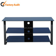 corner tv stand quality wirh cheapest price glass tv stand