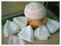 hand crocheted muslim caps, crochet muslim prayer cap,knitted prayer cap pattern