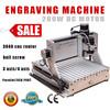 AMAN aluminium case making equipment small wood carving machine